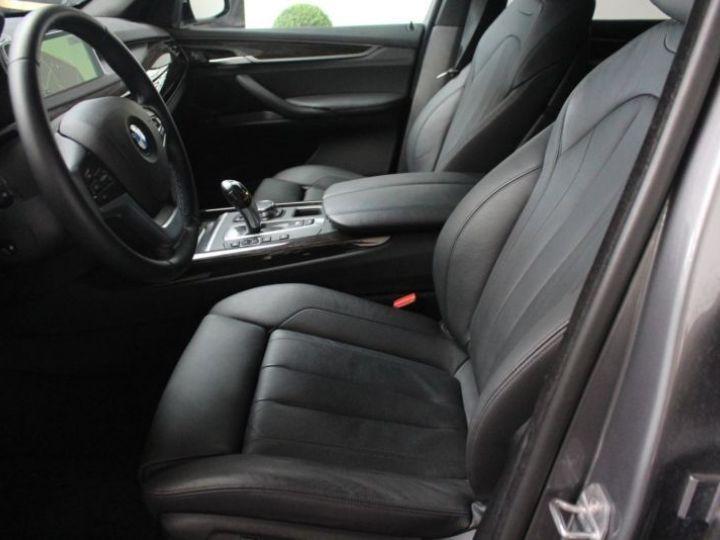 BMW X5 F15 XDRIVE30DA 258CH LOUNGE PLUS GRIS Occasion - 11