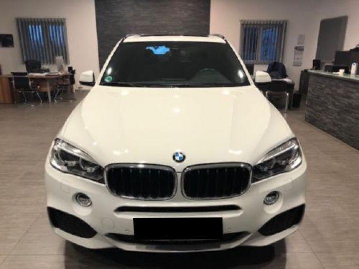 BMW X5 F15 XDRIVE30DA 258CH M SPORT BLANC Occasion - 2