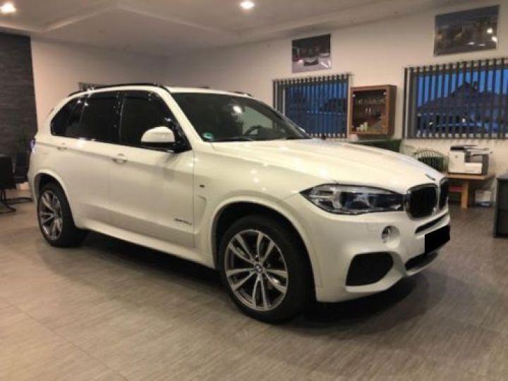 BMW X5 F15 XDRIVE30DA 258CH M SPORT BLANC Occasion - 3