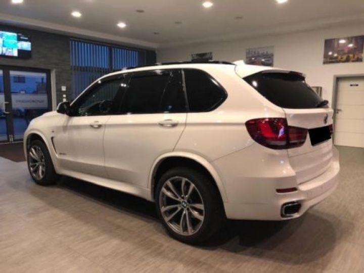 BMW X5 F15 XDRIVE30DA 258CH M SPORT BLANC Occasion - 6