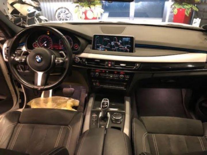 BMW X5 F15 XDRIVE30DA 258CH M SPORT BLANC Occasion - 9