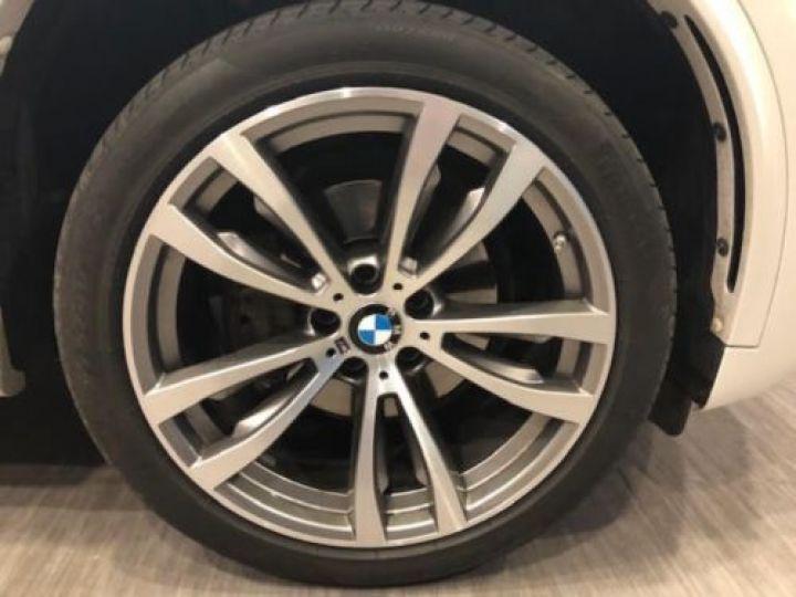 BMW X5 F15 XDRIVE30DA 258CH M SPORT BLANC Occasion - 14