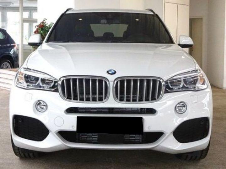 BMW X5 F15 XDRIVE40E HYBRID M SPORTPAKET BLANC Occasion - 4