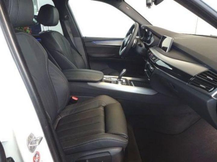 BMW X5 F15 XDRIVE40E HYBRID M SPORTPAKET BLANC Occasion - 8