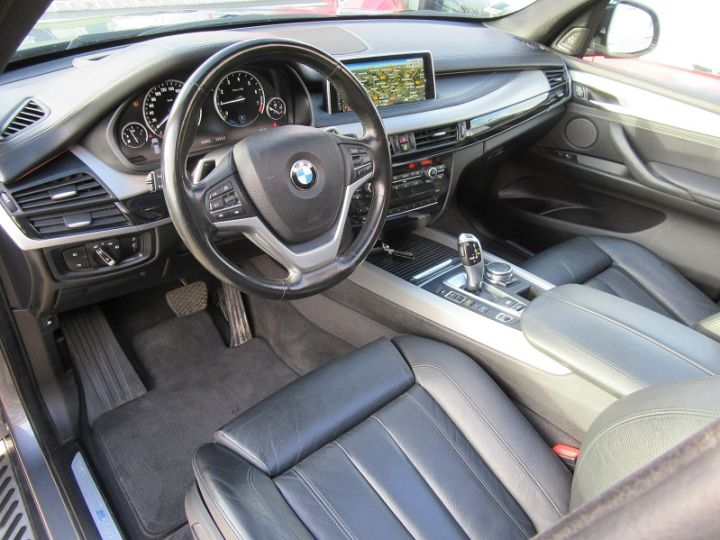 BMW X5 (F15) XDRIVE40EA 313CH EXCLUSIVE Gris Fonce Occasion - 2