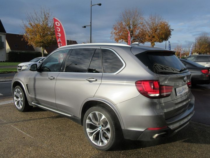 BMW X5 (F15) XDRIVE40EA 313CH EXCLUSIVE Gris Fonce Occasion - 3