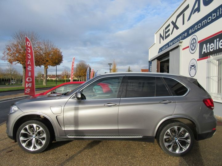 BMW X5 (F15) XDRIVE40EA 313CH EXCLUSIVE Gris Fonce Occasion - 5