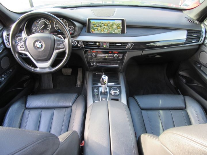 BMW X5 (F15) XDRIVE40EA 313CH EXCLUSIVE Gris Fonce Occasion - 6