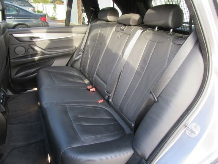 BMW X5 (F15) XDRIVE40EA 313CH EXCLUSIVE Gris Fonce Occasion - 7