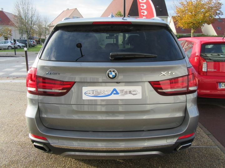 BMW X5 (F15) XDRIVE40EA 313CH EXCLUSIVE Gris Fonce Occasion - 9