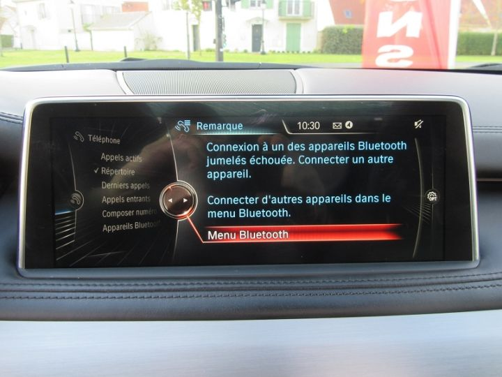 BMW X5 (F15) XDRIVE40EA 313CH EXCLUSIVE Gris Fonce Occasion - 10