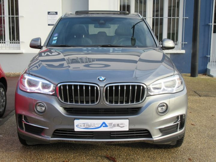 BMW X5 (F15) XDRIVE40EA 313CH EXCLUSIVE Gris Fonce Occasion - 15
