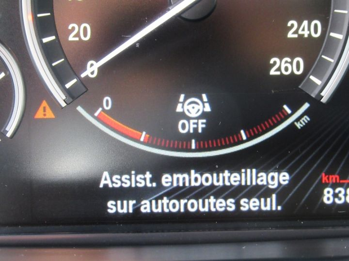 BMW X5 (F15) XDRIVE40EA 313CH EXCLUSIVE Gris Fonce Occasion - 17