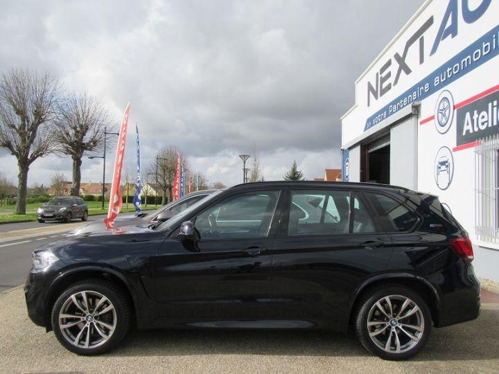 BMW X5 (F15) XDRIVE40EA 313CH EXCLUSIVE M SPORT Noir Occasion - 5
