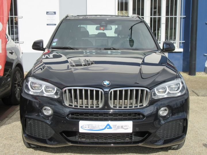 BMW X5 (F15) XDRIVE40EA 313CH EXCLUSIVE M SPORT Noir Occasion - 7