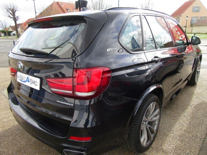 BMW X5 (F15) XDRIVE40EA 313CH EXCLUSIVE M SPORT Noir Occasion - 12