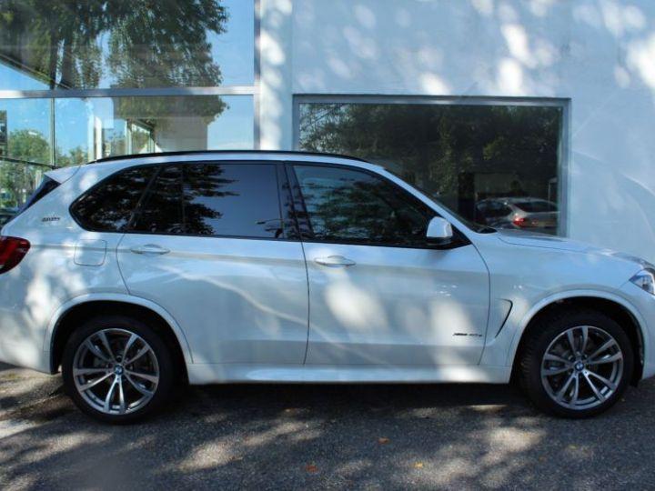 BMW X5 F15 XDRIVE40EA 313CH M SPORT BLANC Occasion - 2