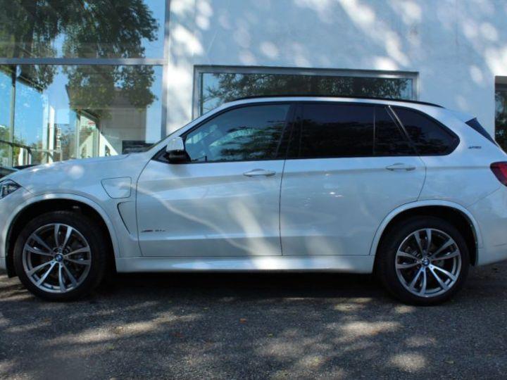BMW X5 F15 XDRIVE40EA 313CH M SPORT BLANC Occasion - 3