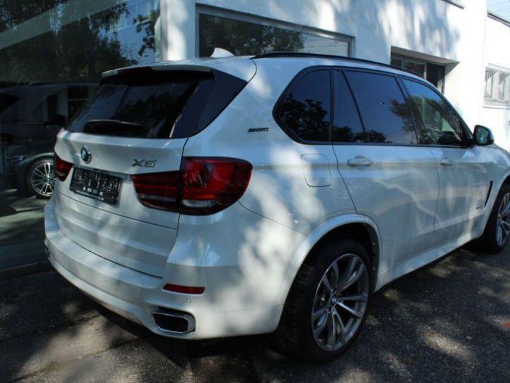 BMW X5 F15 XDRIVE40EA 313CH M SPORT BLANC Occasion - 4