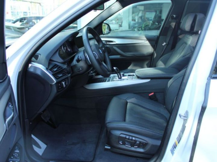 BMW X5 F15 XDRIVE40EA 313CH M SPORT BLANC Occasion - 7