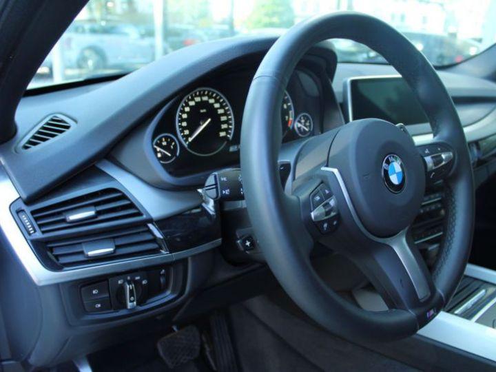 BMW X5 F15 XDRIVE40EA 313CH M SPORT BLANC Occasion - 9