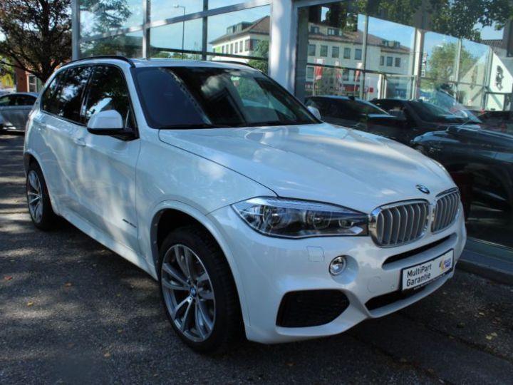 BMW X5 F15 XDRIVE40EA 313CH M SPORT BLANC Occasion - 12
