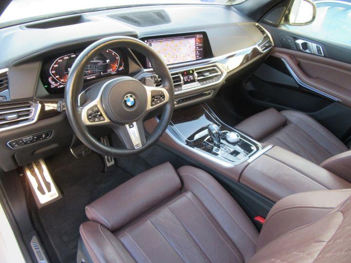 BMW X5 (G05) M50DA XDRIVE 400CH Blanc Occasion - 2