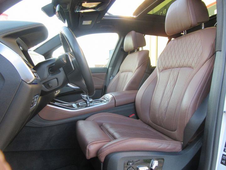BMW X5 (G05) M50DA XDRIVE 400CH Blanc Occasion - 4
