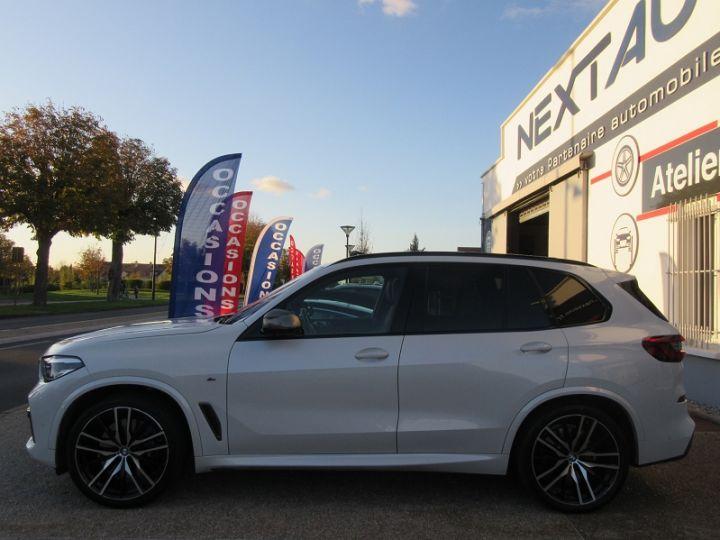 BMW X5 (G05) M50DA XDRIVE 400CH Blanc Occasion - 5
