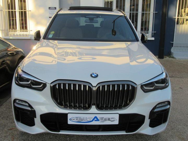 BMW X5 (G05) M50DA XDRIVE 400CH Blanc Occasion - 6