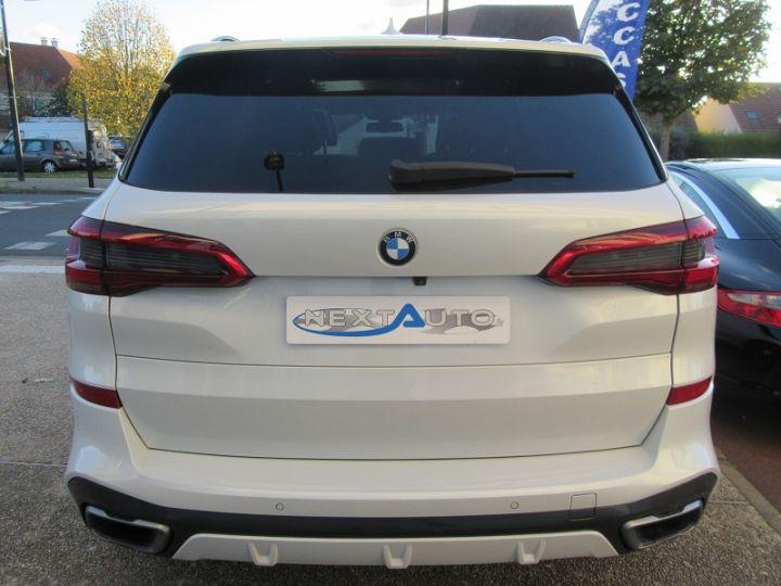 BMW X5 (G05) M50DA XDRIVE 400CH Blanc Occasion - 7