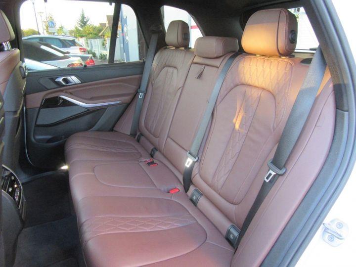 BMW X5 (G05) M50DA XDRIVE 400CH Blanc Occasion - 9