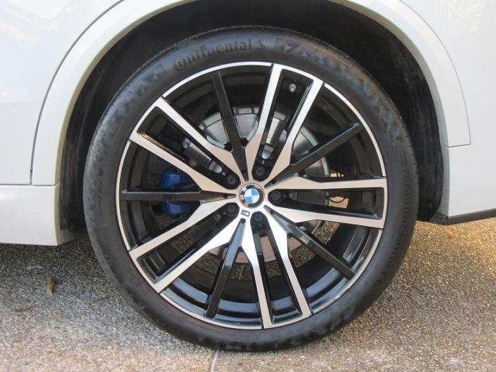 BMW X5 (G05) M50DA XDRIVE 400CH Blanc Occasion - 10
