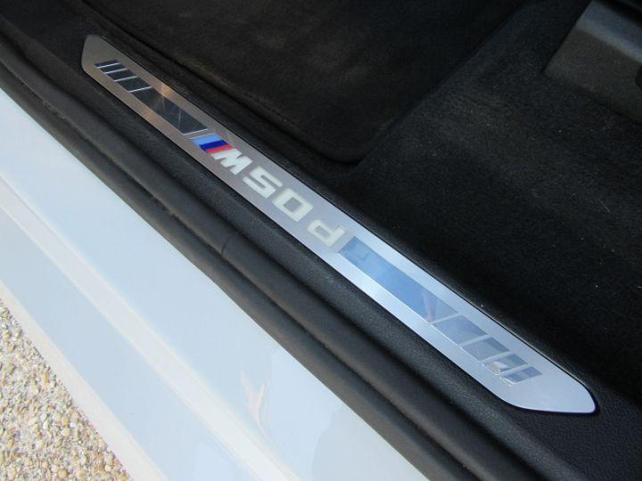 BMW X5 (G05) M50DA XDRIVE 400CH Blanc Occasion - 19