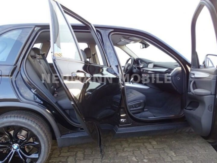 BMW X5 # Inclus Carte Grise,Malus et livraison à domicile # Noir Peinture métallisée - 10