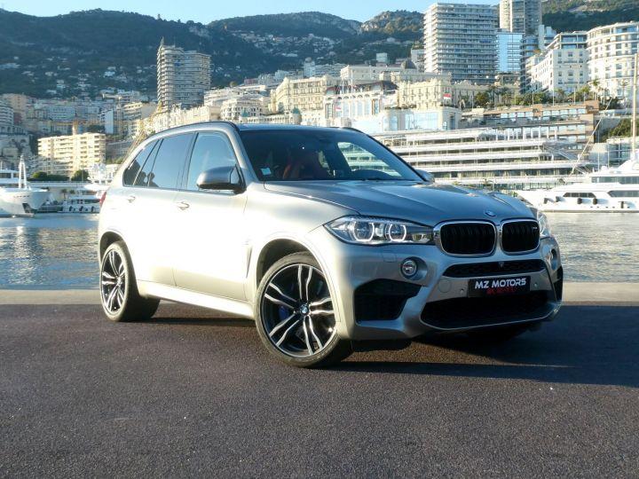 BMW X5 M F85 4.4 V8 575 CV BVA8 Gris Donington Métal Occasion - 6