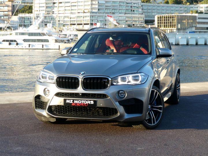 BMW X5 M F85 4.4 V8 575 CV BVA8 Gris Donington Métal Occasion - 3