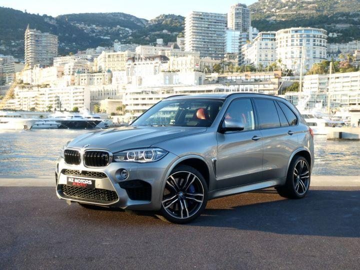 BMW X5 M F85 4.4 V8 575 CV BVA8 Gris Donington Métal Occasion - 4