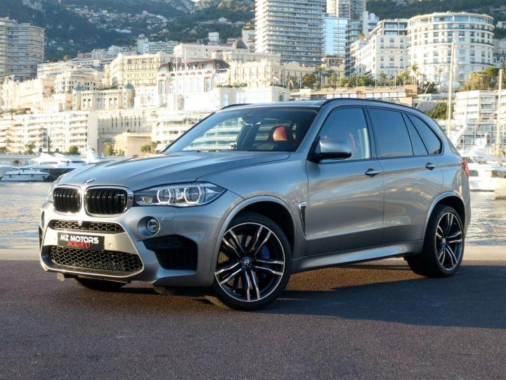 BMW X5 M F85 4.4 V8 575 CV BVA8 Gris Donington Métal Occasion - 1