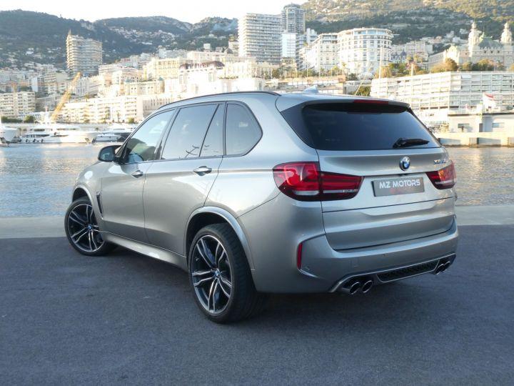 BMW X5 M F85 4.4 V8 575 CV BVA8 Gris Donington Métal Occasion - 8