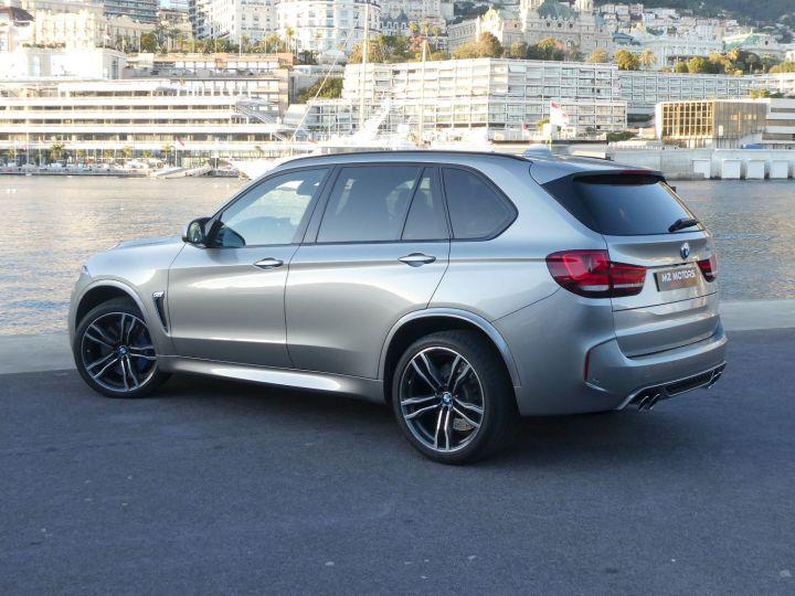 BMW X5 M F85 4.4 V8 575 CV BVA8 Gris Donington Métal Occasion - 10