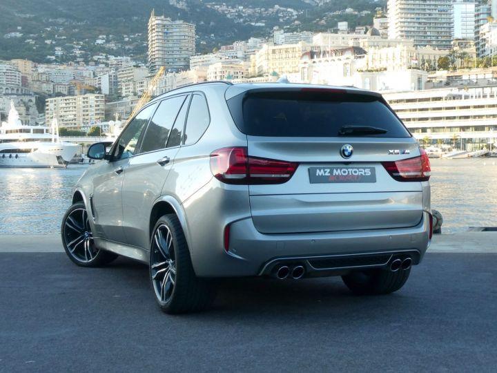 BMW X5 M F85 4.4 V8 575 CV BVA8 Gris Donington Métal Occasion - 11