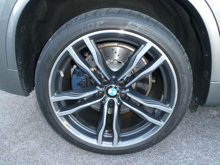 BMW X5 M F85 4.4 V8 575 CV BVA8 Gris Donington Métal Occasion - 15