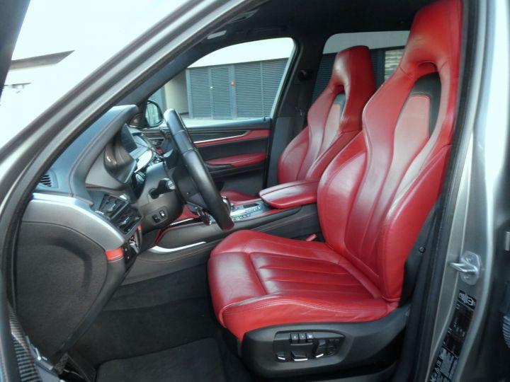 BMW X5 M F85 4.4 V8 575 CV BVA8 Gris Donington Métal Occasion - 16