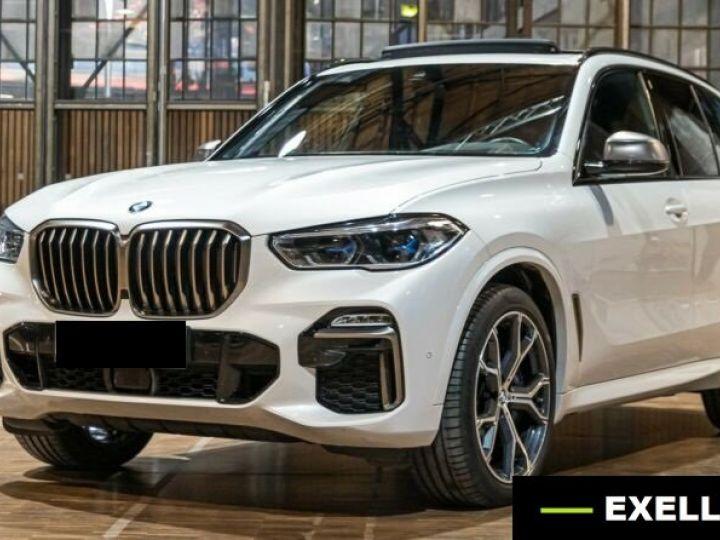 BMW X5 M50 DA 400 BLANC  Occasion - 2