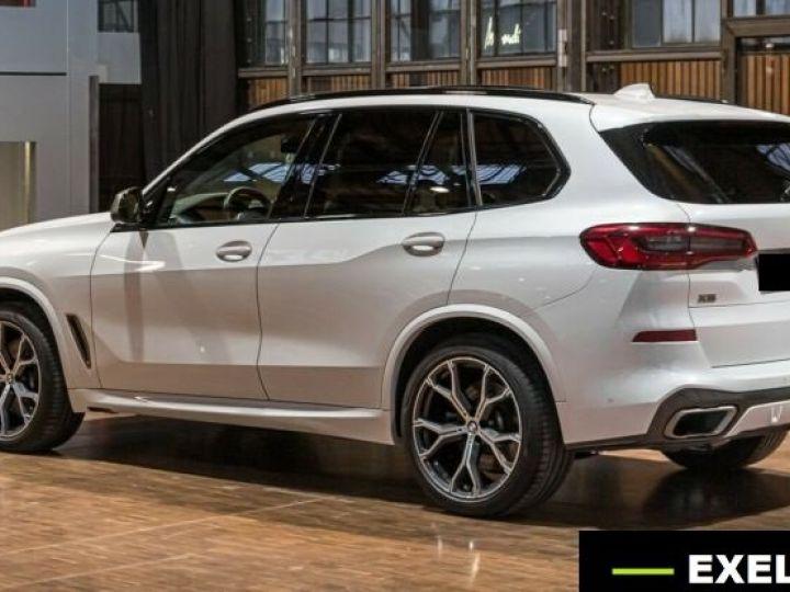 BMW X5 M50 DA 400 BLANC  Occasion - 3
