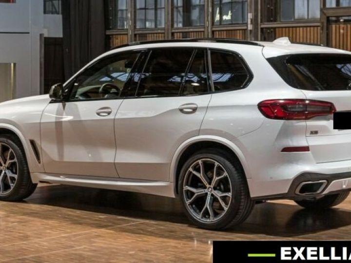 BMW X5 M50d  BLANC PEINTURE METALISE  Occasion - 2