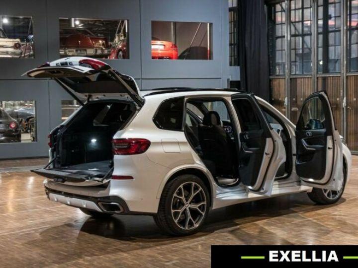 BMW X5 M50d  BLANC PEINTURE METALISE  Occasion - 8