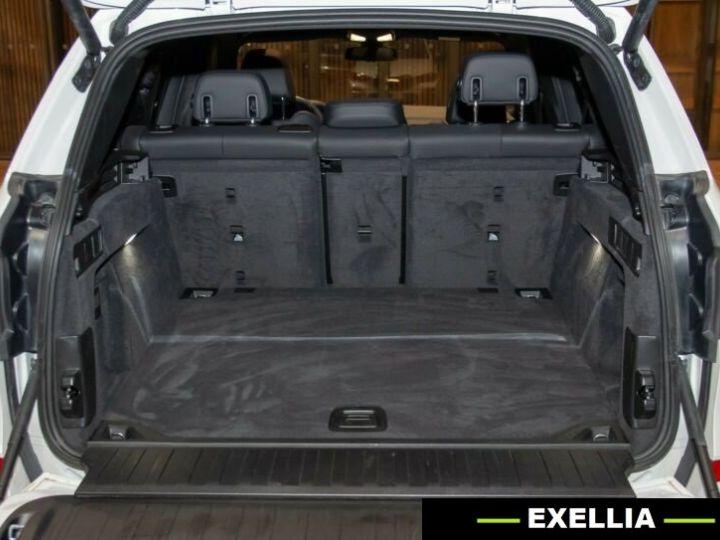 BMW X5 M50d  BLANC PEINTURE METALISE  Occasion - 9