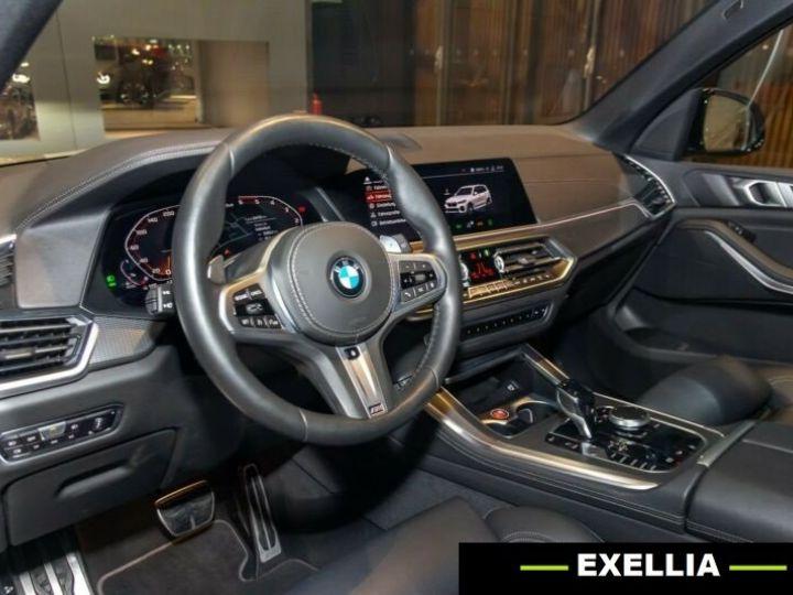 BMW X5 M50d  BLANC PEINTURE METALISE  Occasion - 11